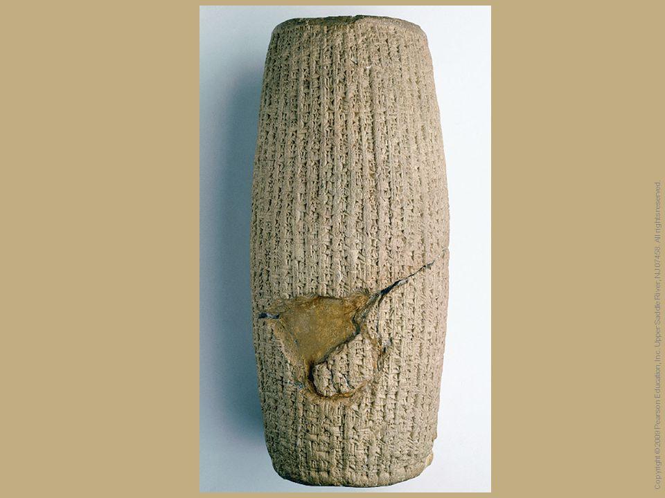 of Sumerian culture on Persia.