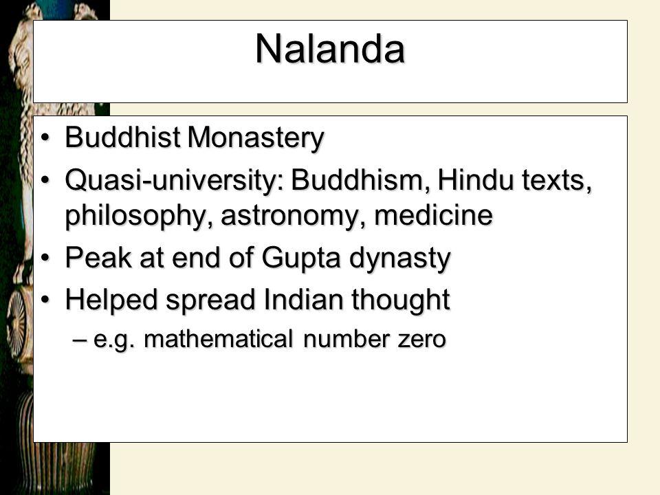 Nalanda Buddhist Monastery