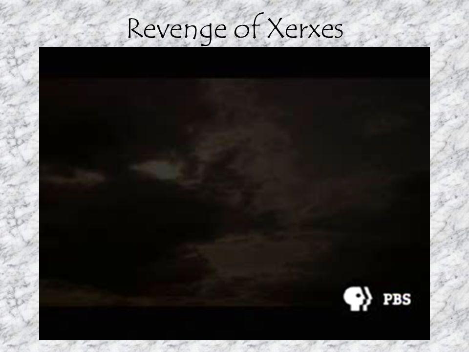 Revenge of Xerxes