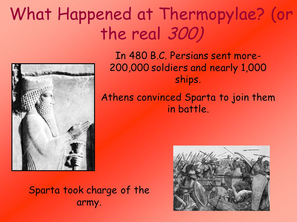 What Happened at Thermopylae (or the real 300)