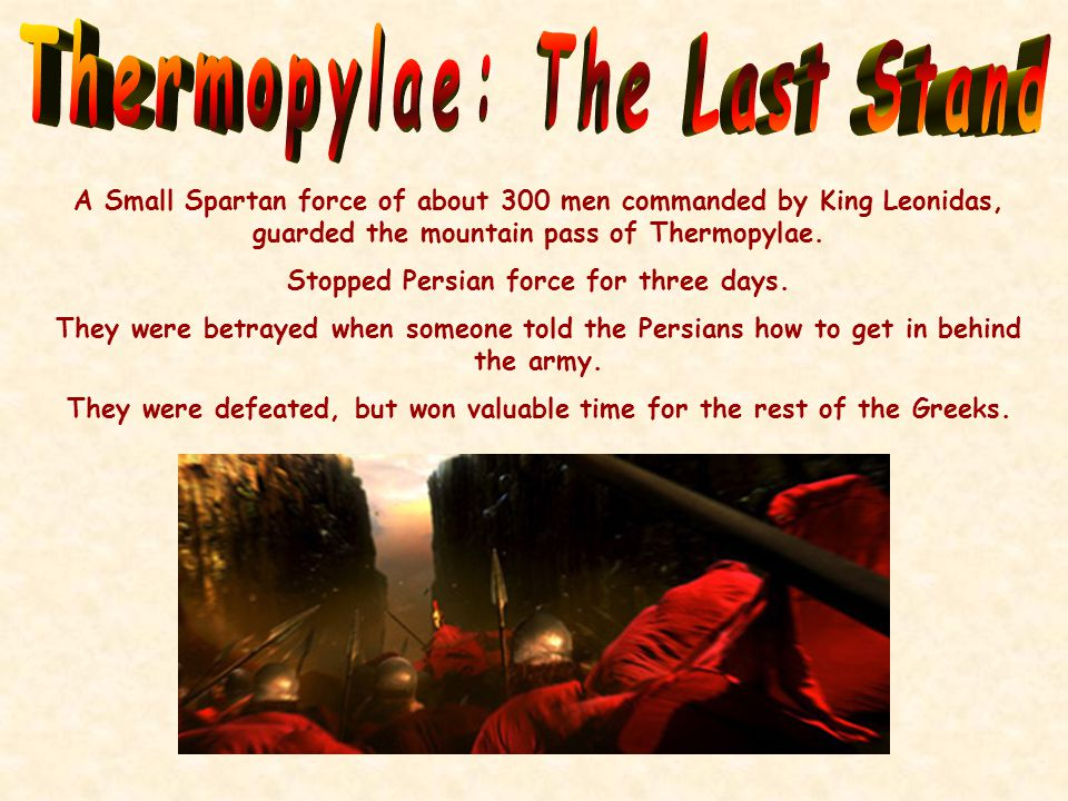 How were the Greek armies able to defeat the much larger Persian forces in the Persian Wars?