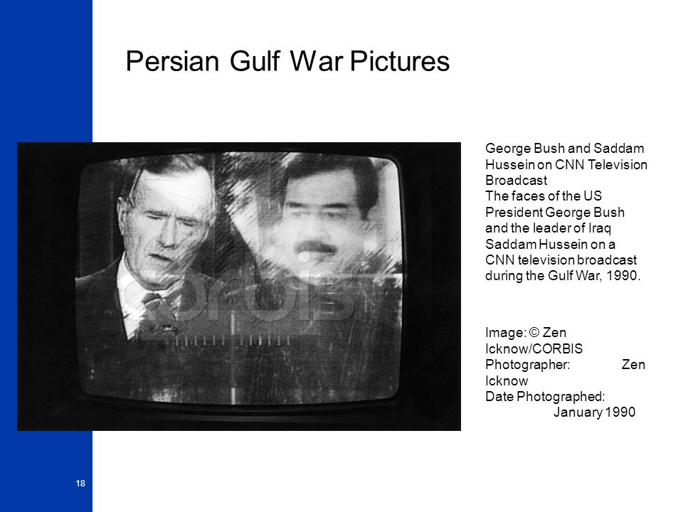 Persian Gulf War Pictures
