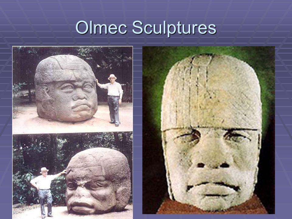 Olmec Sculptures