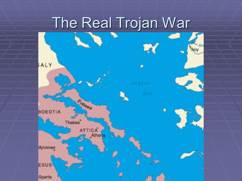 The Real Trojan War