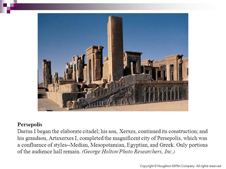 Persepolis Persepolis.