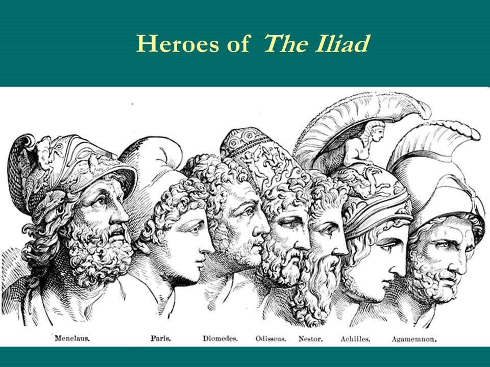 Heroes of The Iliad