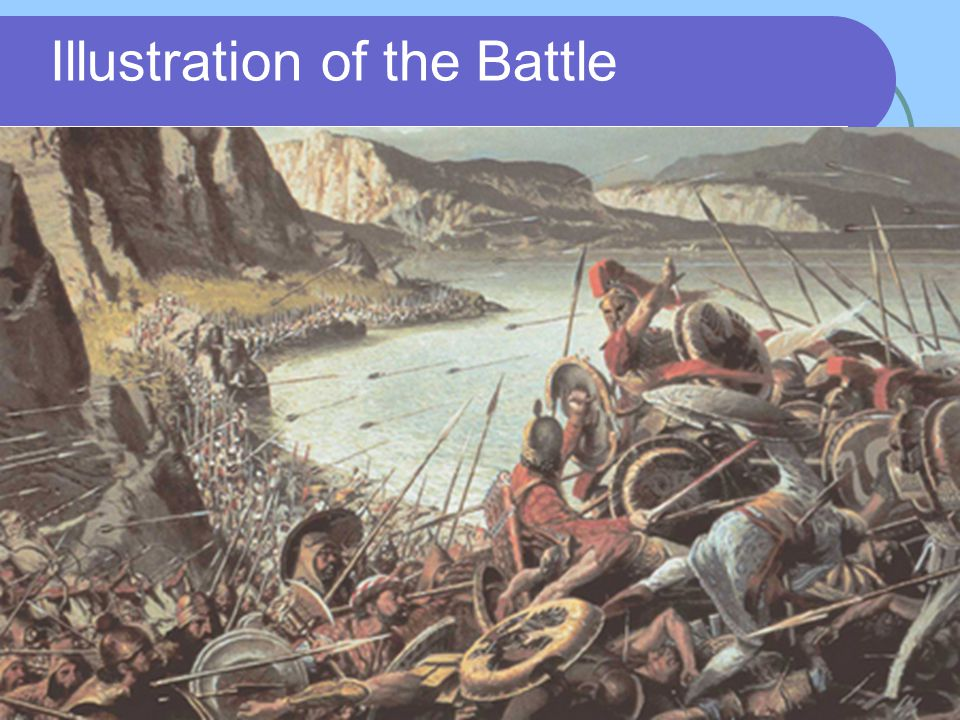 Illustration of the Battle