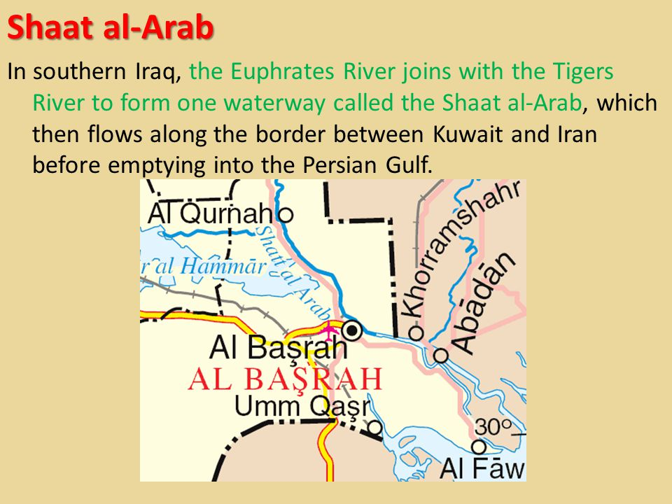 Shaat al-Arab