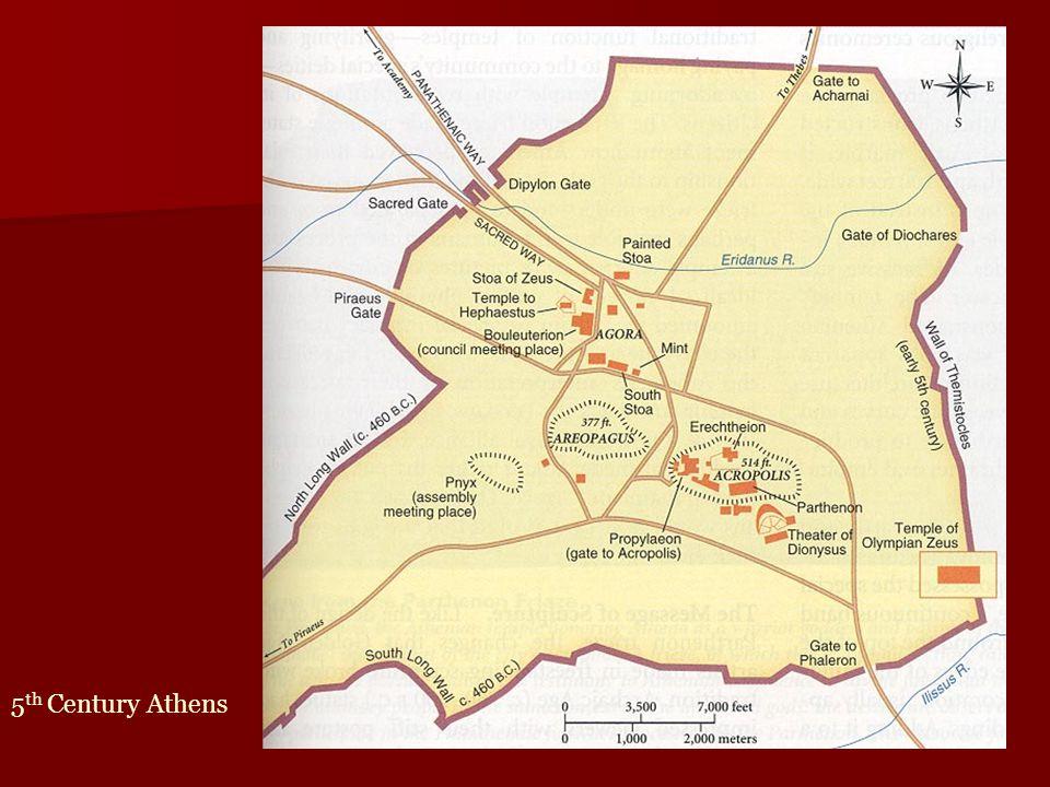 5th Century Athens