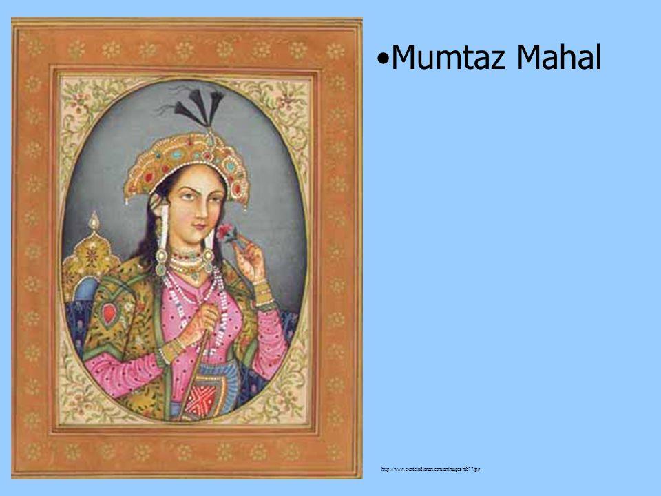 Mumtaz Mahal http://www.exoticindianart.com/artimages/mb77.jpg
