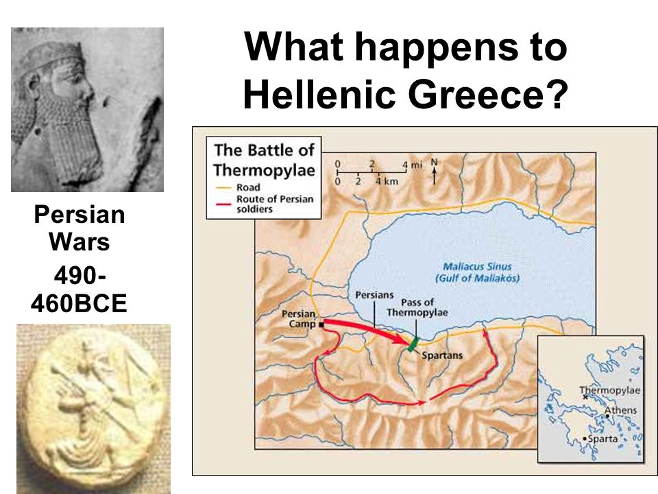 What happens to Hellenic Greece