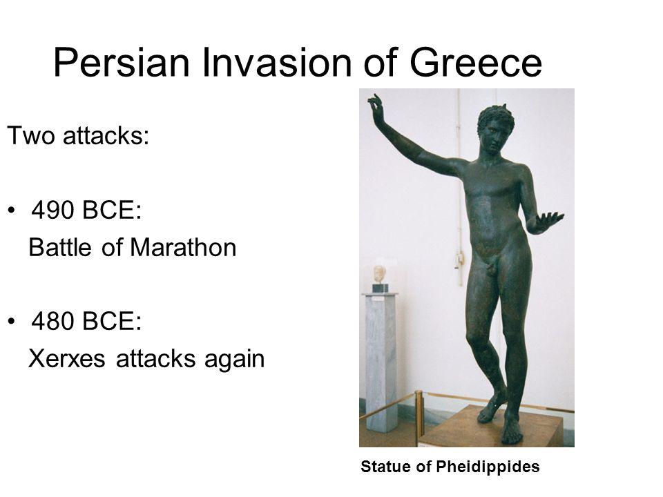 Persian Invasion of Greece