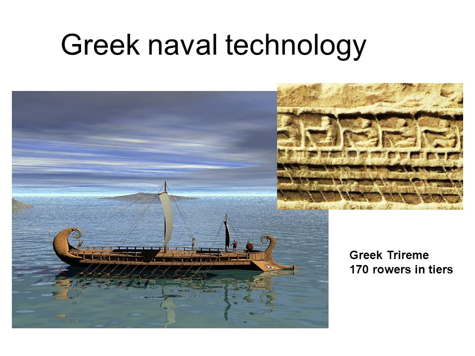 Greek naval technology