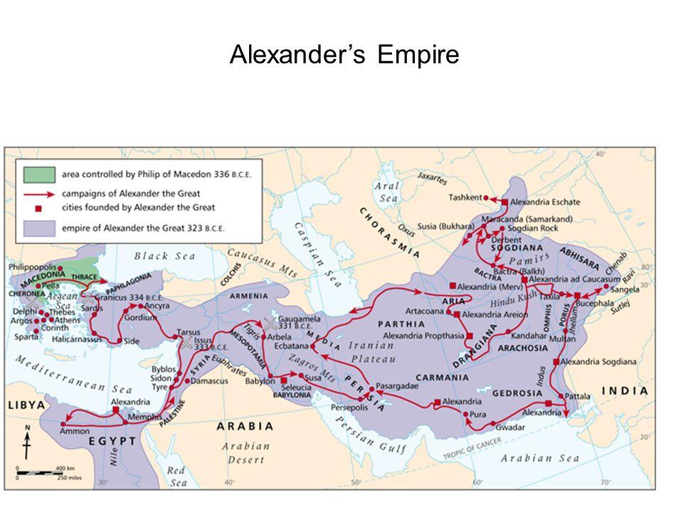 Alexander's Empire 40