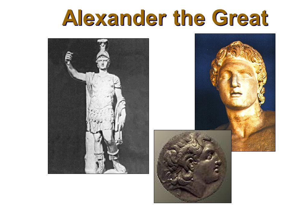 Alexander the Great 42