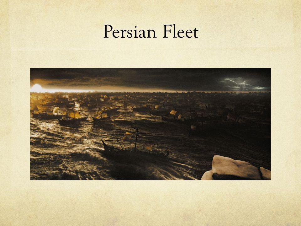 Persian Fleet