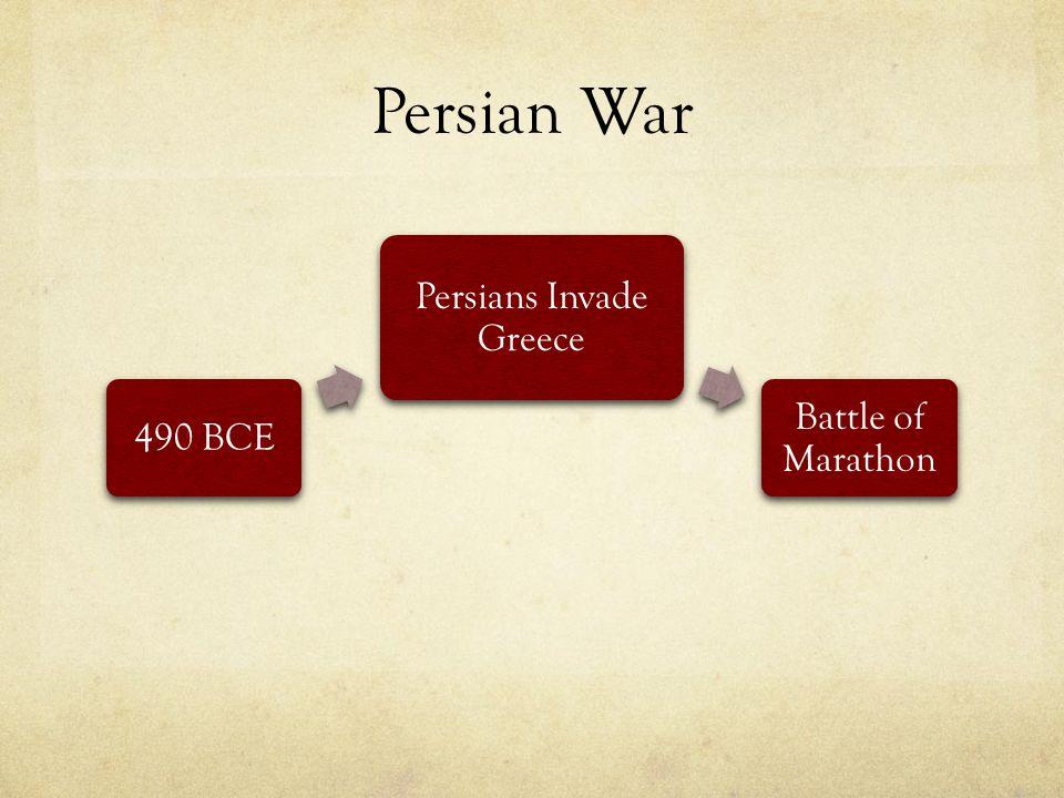 Persians Invade Greece