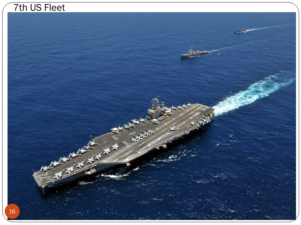 7th US Fleet