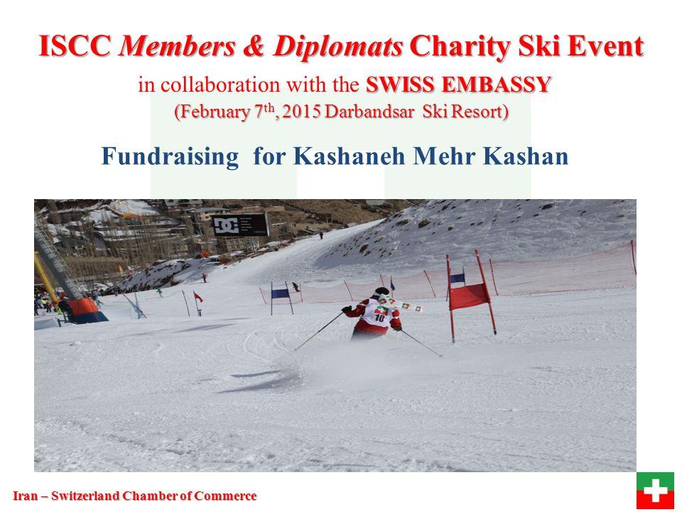 ISCC Members & Diplomats Charity Ski Event