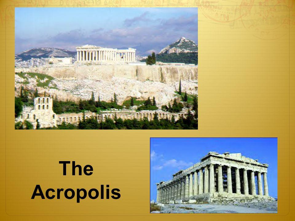 The Acropolis OwlTeacher.com