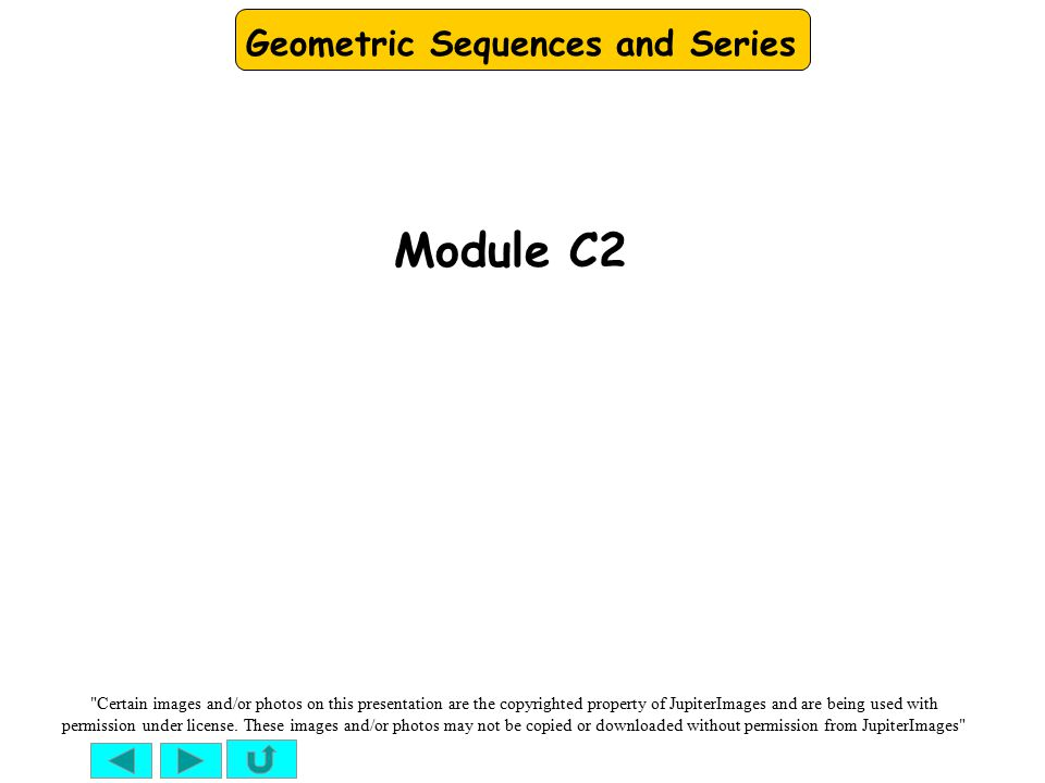 Module C2