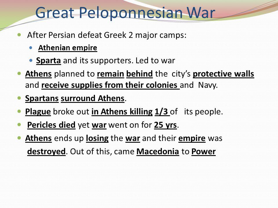 Great Peloponnesian War