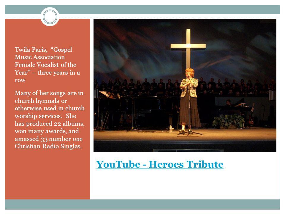 YouTube - Heroes Tribute