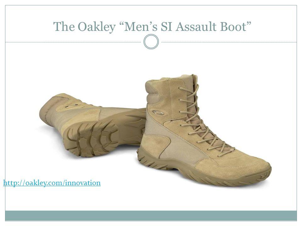 The Oakley Men's SI Assault Boot