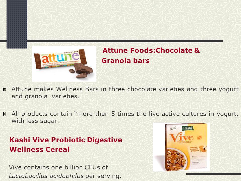Attune Foods:Chocolate &