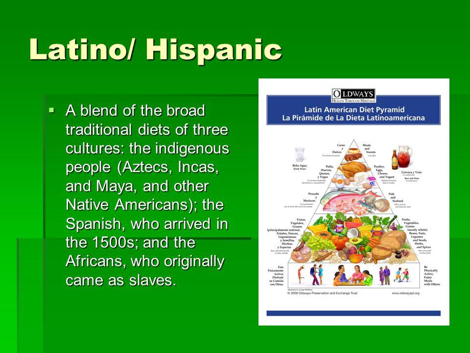 Latino/ Hispanic