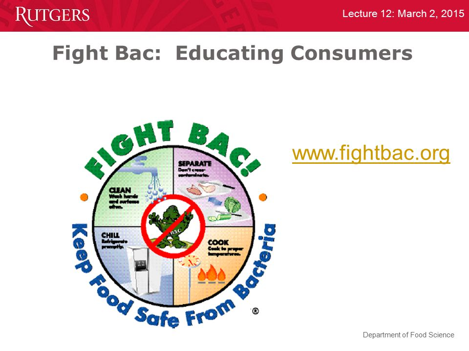 Fight Bac: Educating Consumers