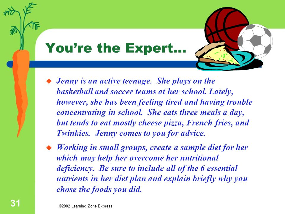 ©2002 Learning Zone Express