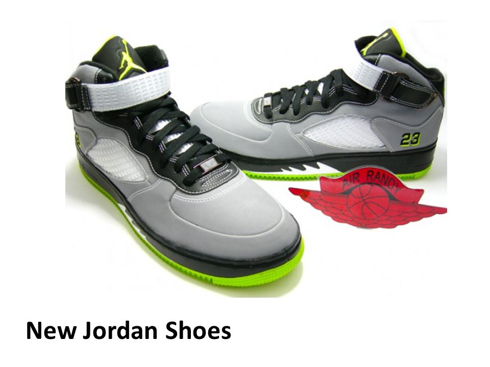 New Jordan Shoes