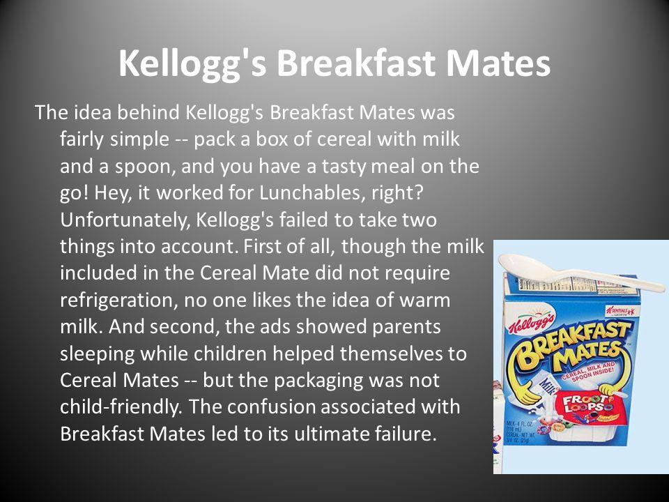 Kellogg s Breakfast Mates