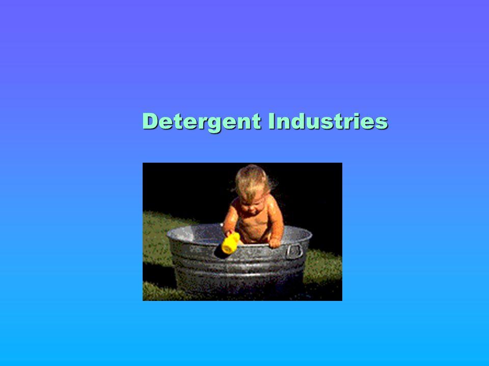 Detergent Industries