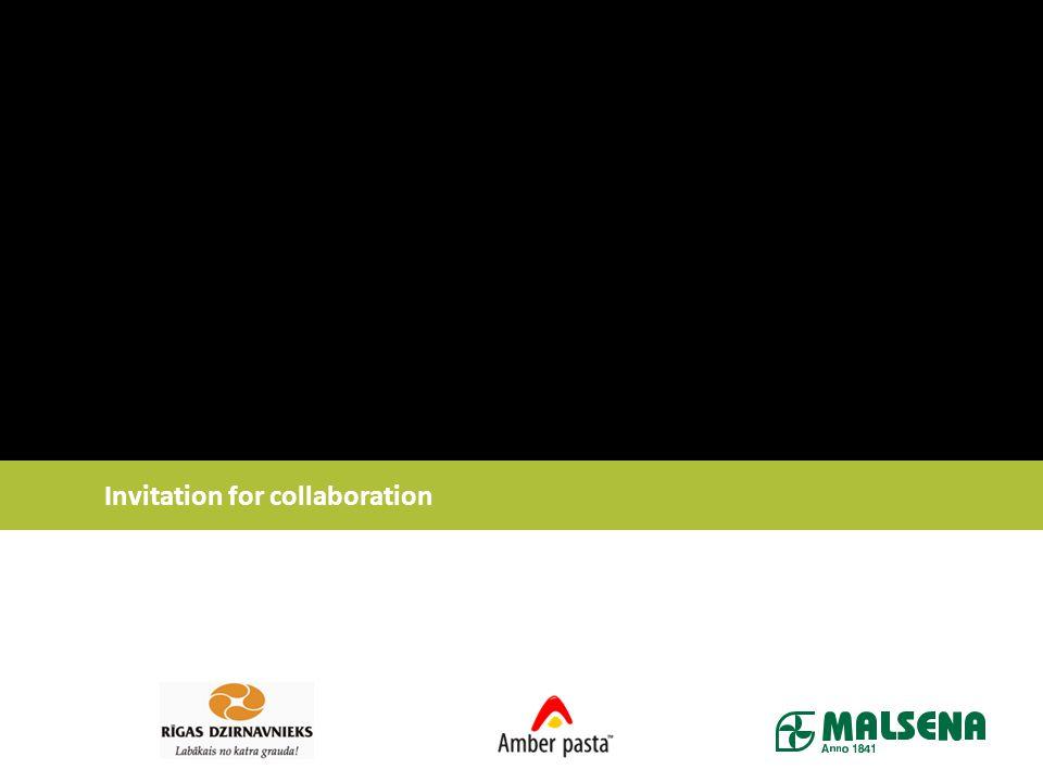 Invitation for collaboration