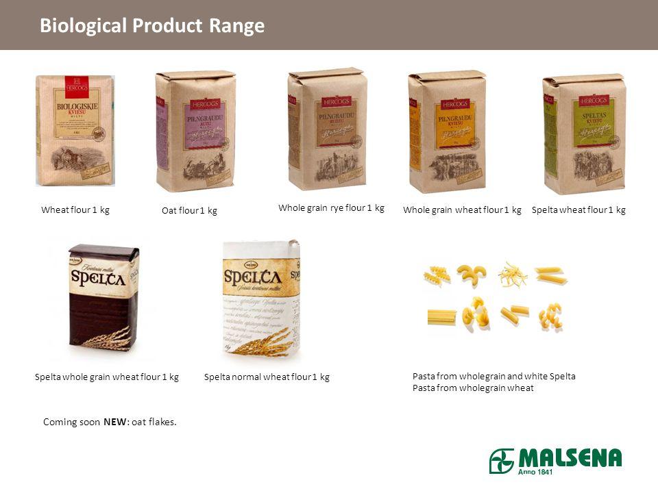 Biological Product Range
