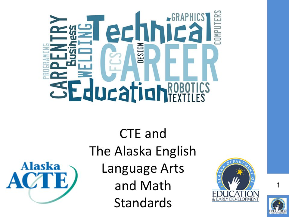 The Alaska English Language Arts