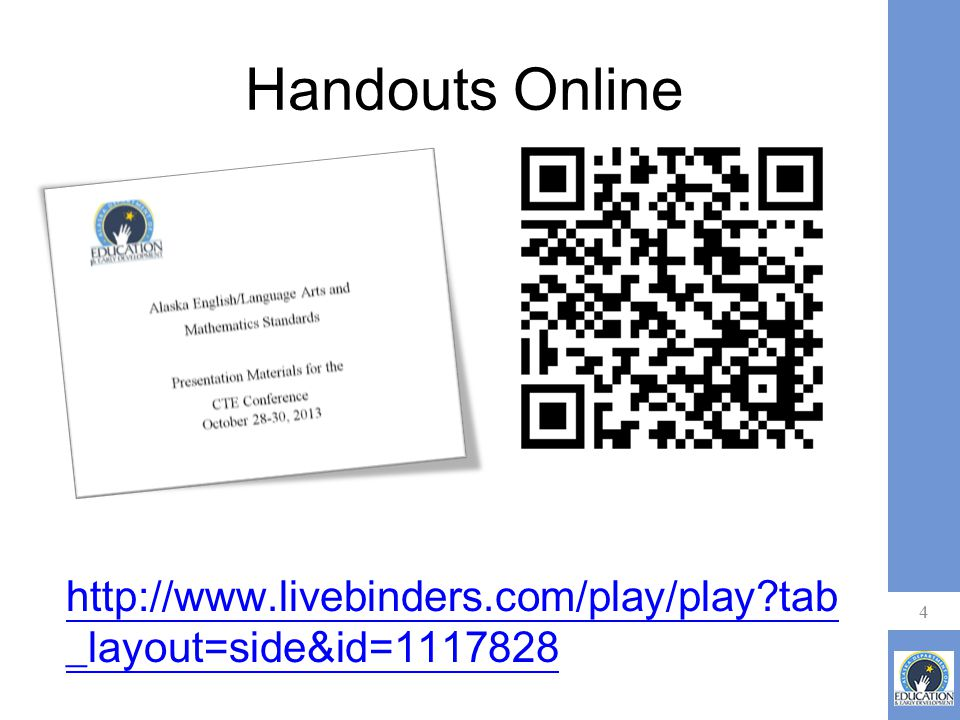 Handouts Online http://www.livebinders.com/play/play tab_layout=side&id=1117828