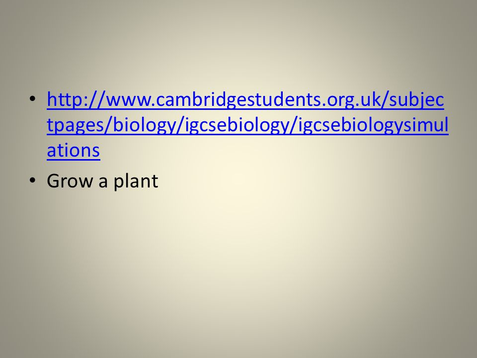 http://www. cambridgestudents. org