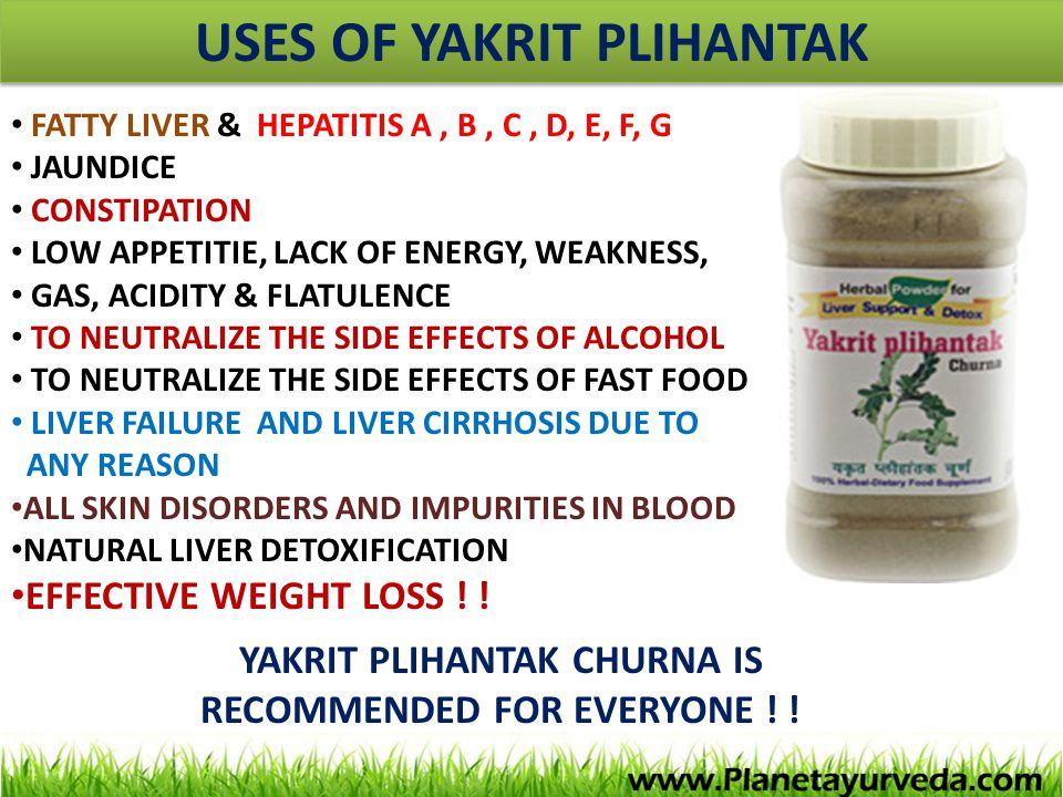 USES OF YAKRIT PLIHANTAK