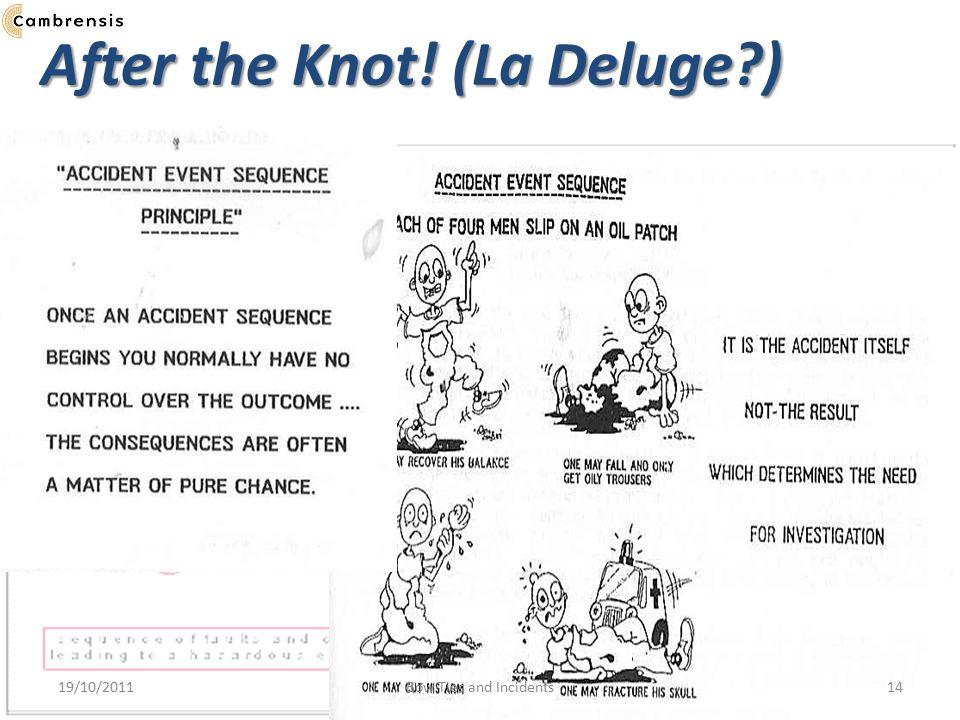 After the Knot! (La Deluge )