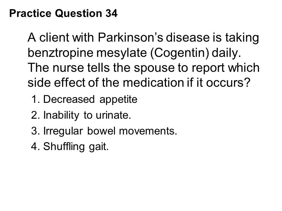 Practice Question 34