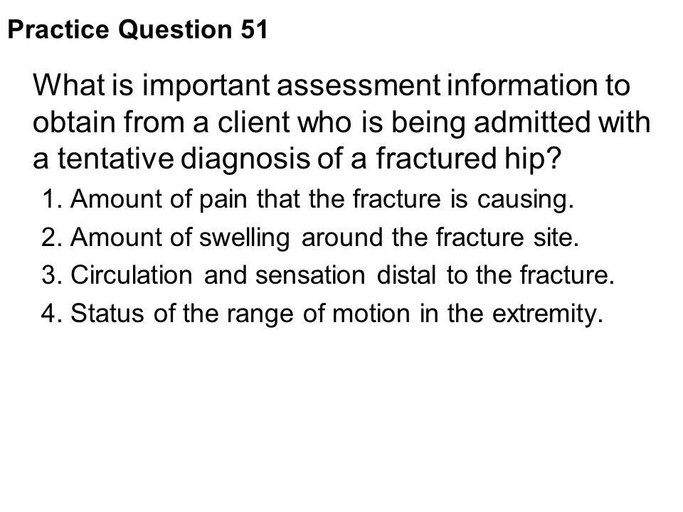 Practice Question 51