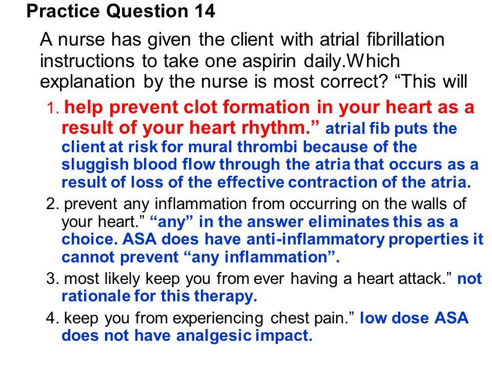 Practice Question 14