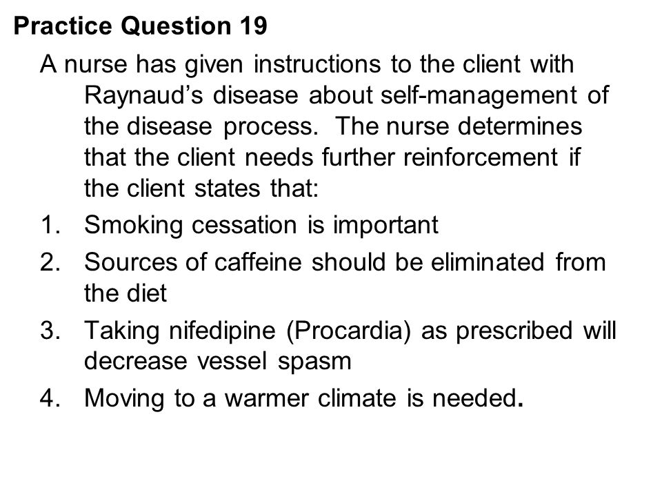 Practice Question 19