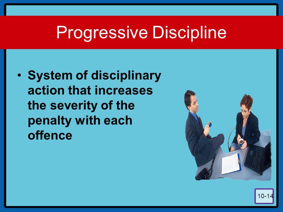 Progressive Discipline