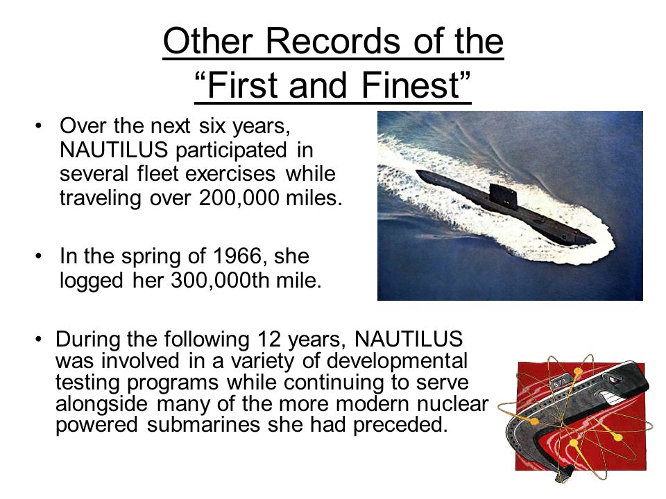 Other Records of the First and Finest