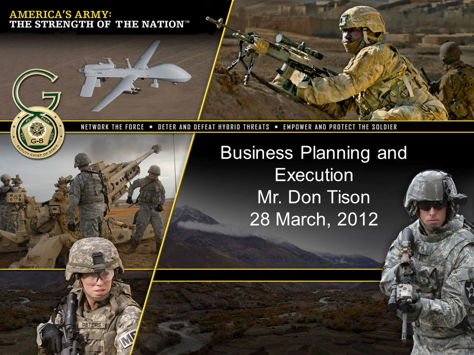 Business Planning and Execution