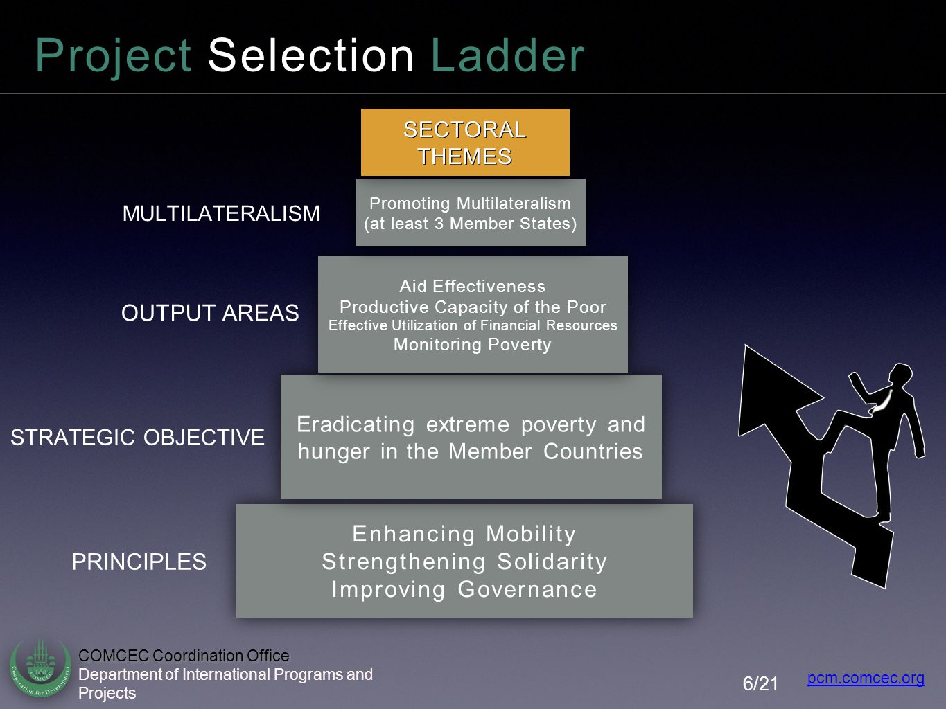 Project Selection Ladder